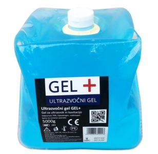 ultrazvočni gel